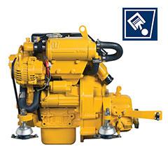 Vetus M2.02 Spare Parts