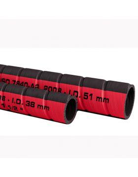 Bränslepåfyllningsslang  i.d. 51 mm (pris/m)