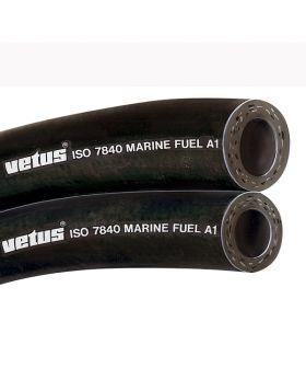 Bränsleslang ISO-7480 - Marinbränsle A1, i.d. 10 mm (rulle om 30 m) (pris/m)