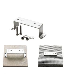 Mounting bracket set, for FTR140, WS180, WS720, NSFS