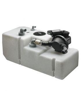 """Vetus """"ready to Go"""" Septiktankar för svart- och gråvatten  - 42 liter - 12 volt"""