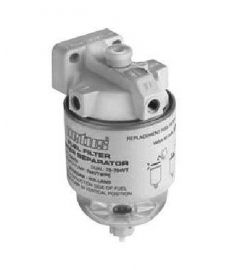 Water separator/fuel filter max 190l/h with pump