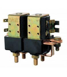 Dubbelrelä, 24 Volt/3000 Watt, för Simpson II (M8 anslutning)