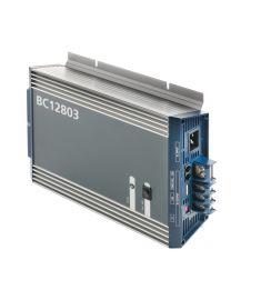 Batteriladdare 24V 25A, för 3 batteribanker