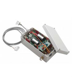 Serie parallellkopplings relä för 24 Volts bog- akterpropeller med 12 volts batteribank