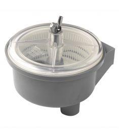 Sjövattenfilter typ 150, med anslutning för slang med i.d. 28,5 mm