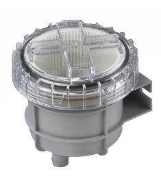 """Sjövattenfilter typ 330, med anslutning för slang med i.d. 25 mm (1"""")"""