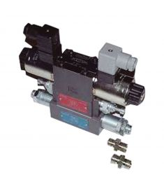 Single step solenoid control unit 24V