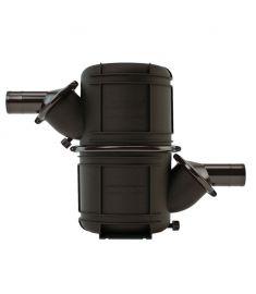 Vetus Vandlås / lyddæmper Type NLPHD (Heavy Duty) - Ø75 - 10 liter