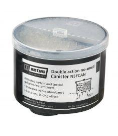 Filter för odörfilter - filter diameter Ø100 mm