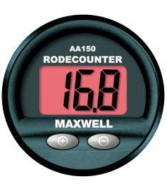Räkneverk AA150 (lina/kätting och kätting), utan kontrollbrytare