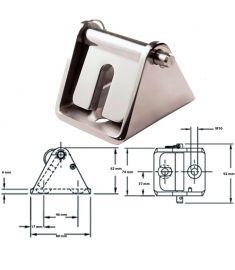 "Kättingstopp (kompakt modell), 8-10 mm (5/16""-3/8"")"