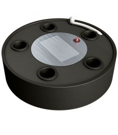 Ultraljudsgivare 12/24V, för analogt instrument för vatten, bränsle och septik