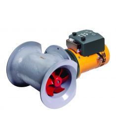 60 kgf. 12V stern Thruster bundle - tunnel Ø185 mm