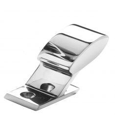 Fäste slut - rostfritt stål - Ø25 mm
