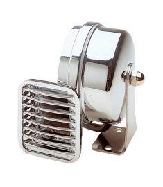Kompakt enkelhorn - 12 Volt - hög ton 500 Hz