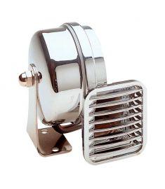 Kompakt enkelhorn - 12 Volt - låg ton 410 Hz