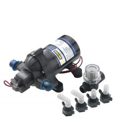 Tryckvattenpump, 24V, 20 l/min
