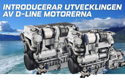 VETUS COMMON-RAIL D-LINE ENGINES (122 - 210 HP)